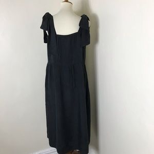 Hatch Dresses - Hatch Maternity Kate Bow tie strap dress